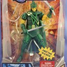 DC UNIVERSE CLASSICS STEPPENWOLF GREEN VARIANT 6 IN ACTION FIGURE KILOWOG SERIES WAVE 11 MATTEL 2009