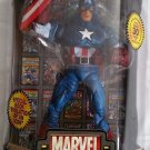 MARVEL LEGENDS ICONS SERIES CAPTAIN AMERICA 12 INCH ACTION FIGURE 2006 TOYBIZ AVENGERS FIRST 1ST NEW