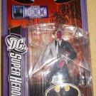 BATMAN DC SUPERHEROES TWO FACE ACTION FIGURE 2007 MATTEL SELECT SCULPT UNIVERSE CLASSICS HARVEY DENT