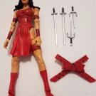 MARVEL LEGENDS SERIES WAVE 4 LOOSE ELEKTRA ACTION FIGURE ONLY 2003 TOYBIZ DAREDEVIL URBAN KNIGHTS