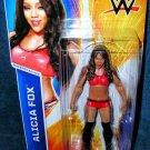 WWE HOT DIVA DIVAS ALICIA FOX BASIC SERIES #47 ACTION FIGURE MATTEL WRESTLING NXT RAW 2015 SUPERSTAR