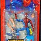 MARVEL LEGENDS SPIDERMAN CLASSICS SECRET IDENTITY SPIDER-MAN FIGURE W/ PETER PARKER DISGUISE TOYBIZ