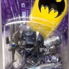 BATMAN DC SUPERHEROES ICE CANNON MR FREEZE 6 INCH ACTION FIGURE 2003 MATTEL WITH GOGGLES VARIANT NEW