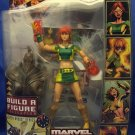 MARVEL LEGENDS BROOD QUEEN SERIES WAVE MARVEL GIRL ACTION FIGURE HASBRO 2007 RACHEL SUMMERS X-MEN