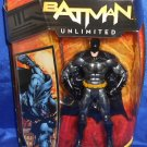 DC UNIVERSE BATMAN UNLIMITED SERIES WAVE 1 NEW 52 METALLIC BATMAN ACTION FIGURE 2013 MATTEL UNOPENED