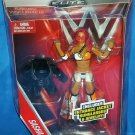 WWE ELITE COLLECTION SERIES 44 SASHA BANKS ACTION FIGURE MATTEL ENTRANCE JACKET JEWELRY 2016 DIVA