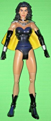 DC UNIVERSE CLASSICS WALMART EXCLUSIVE CRIME SYNDICATE OF AMERIKA LOOSE SUPERWOMAN ONLY 2011 MATTEL