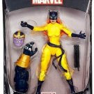 CASE OF EIGHT (8) MARVEL LEGENDS AVENGERS INFINITE SERIES THANOS WAVE HELLCAT ACTION FIGURES HASBRO