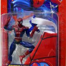MARVEL LEGENDS AMAZING SPIDERMAN CLASSICS PARACHUTE SPIDERMAN ACTION FIGURE 2003 TOYBIZ NEW AVENGERS