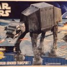 STAR WARS LEGACY ELECTRONIC AT-AT WALKER 2 FEET TALL LIGHTS SOUNDS PHRASES SPEEDER BIKE 2012 HASBRO