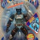 MARVEL LEGENDS X-MEN CLASSICS SUPER POSEABLE TECH GEAR BEAST ACTION FIGURE 2006 TOYBIZ