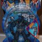 MARVEL LEGENDS X-MEN CLASSICS SUPER POSEABLE STEALTH BEAST ACTION FIGURE 2006 TOYBIZ GRAPPLING HOOK