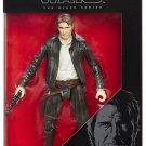 STAR WARS BLACK SERIES HAN SOLO THE FORCE AWAKENS 6 INCH ACTION FIGURE 2015 HASBRO EPISODE VII NEW