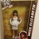 WWE ELITE COLLECTION FLASHBACK SERIES #19 MISS ELIZABETH ACTION FIGURE MATTEL 2012 FIRST TIME LINE