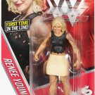 WWE HOT DIVA RENEE YOUNG BASIC SERIES #60 ACTION FIGURE WRESTLING NXT 2016 FIRST TIME IN THE LINE
