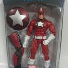 MARVEL LEGENDS CAPTAIN AMERICA SERIES RED GUARDIAN ACTION FIGURE GIANT MAN WAVE 2016 NEW AVENGERS