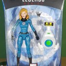 MARVEL LEGENDS FANTASTIC 4 FOUR SERIES INVISIBLE WOMAN SUE STORM FIGURE WALGREENS EXCLUSIVE 2017 NEW