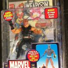 MARVEL LEGENDS GIANT MAN SERIES WEAPON X WOLVERINE FIGURE WALMART EXCLUSIVE BURNT BURNED VARIANT NEW