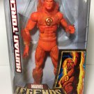 MARVEL LEGENDS ICONS SERIES HUMAN TORCH FLAME ON 12 INCH FIGURE HASBRO FANTASTIC FOUR JOHNNY STORM