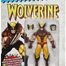 MARVEL LEGENDS VINTAGE SERIES WOLVERINE 6 INCH ACTION FIGURE 2017 RETRO CARD PACKAGING LOGAN X-MEN