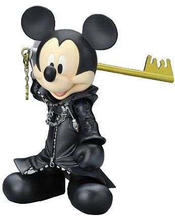 Mickey Mouse KH Action Figure (Web Code: 420812)