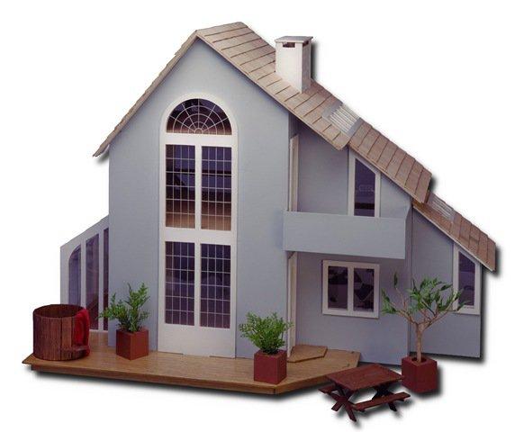 Modern Dollhouse w/ Indoor Lights & Sounds (Web Code: 984217)