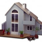 Modern Dollhouse w/ Indoor Lights & Sounds (Web Code: 984217)
