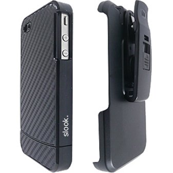 slook. iPhone 4 Case w/ Holster Attachment (Web Code: 741204)