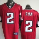 Atlanta Falcons # 2 Ryan NFL Jersey Red
