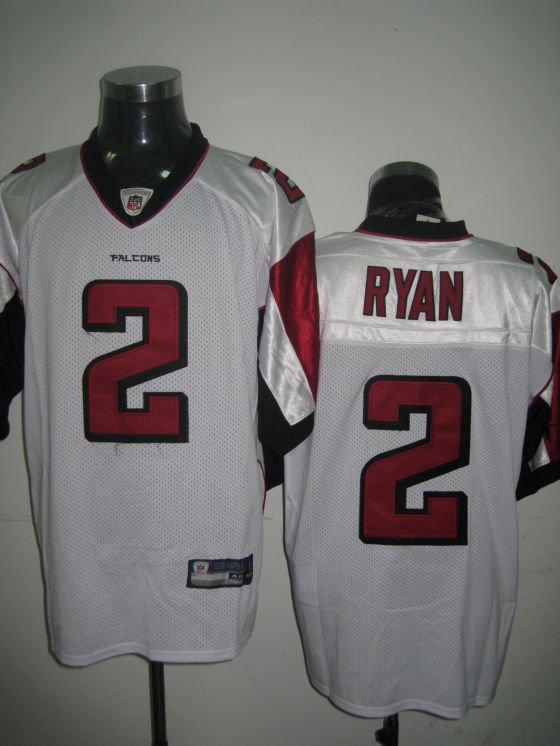 Atlanta Falcons # 2 Ryan NFL Jersey White