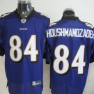 Baltimore Ravens # 84 Houshmandzadeh NFL Jersey Purple