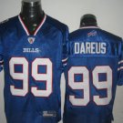 Buffalo Bills # 99 Dareus NFL Jersey Blue