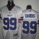 Buffalo Bills # 99 Dareus NFL Jersey White