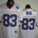 Buffalo Bills # 83 Reed NFL Jersey White