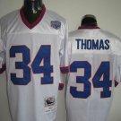 Buffalo Bills # 34 Thomas NFL Jersey White