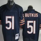 Chicago Bears # 51 Butkus NFL Jersey Blue