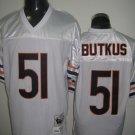 Chicago Bears # 51 Butkus NFL Jersey White