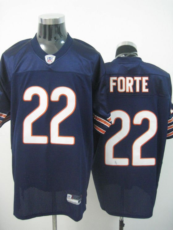 Chicago Bears # 22 Forte NFL Jersey Blue