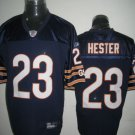 Chicago Bears # 23 Hester NFL Jersey Blue