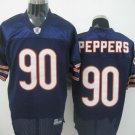 Chicago Bears # 90 Peppers NFL Jersey Blue