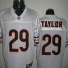 Chicago Bears # 29 Taylor NFL Jersey White
