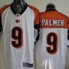 Cincinnati Bengals # 9 Palmer NFL Jersey White