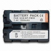 Sony digital camera battery FM50