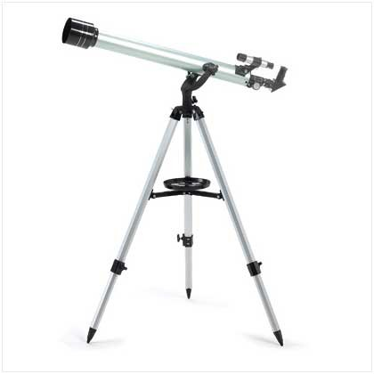 Telescope With Tripod ON SALE $119.95