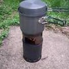 woodgas wood gas survival stove camping stove