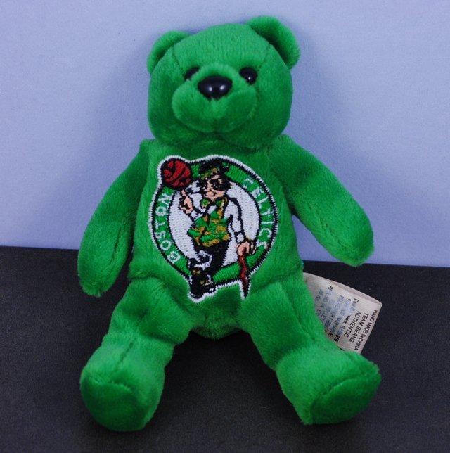 Team Bears authentic Boston Celtics Bear Key Chain