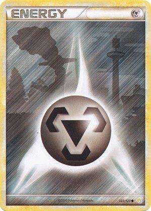 Metal energies
