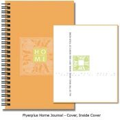Ultimate Home Journal -- Mailed Direct to Your Client!