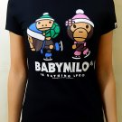 A Bathing APE BAPE T-Shirt Women 6605