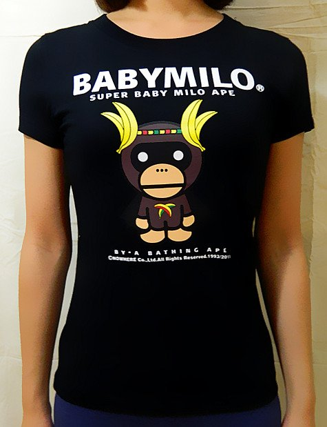 A Bathing APE BAPE T-Shirt Women 6610